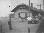 Railroad depot, Point Pleasant, W. Va.