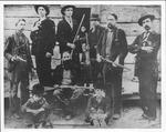 Hatfield family, ca. 1890.