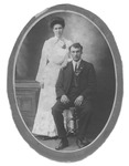 Roby, Tom and Florence, ca. 1900.