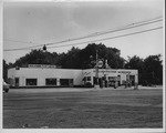 Russell Creek Esso Station, ca. 1955.