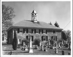 Old Stone church, Lewisburg, W. Va., ca. 1970.
