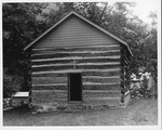 Smoke Hole church, Pendleton Co., W. Va. , ca. 1970. by David P. Cruise