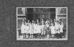 Johnson school group, Huntington, W. Va., 1922.