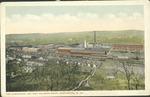 Chesapeake and Ohio railroad shops, Huntington, W. Va., ca. 1915.