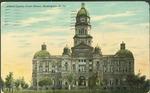 Cabell county court house, Huntington, W. Va., 1911.