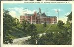 Administration building, U. S. Veterans' hospital, Huntington, W. Va., 1934.