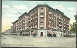 Huntington, W. Va. Hotel Frederick