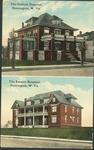 Guthrie hospital, Huntington, W. Va./Kessler hospital, Huntington, W. Va., ca. 1910.