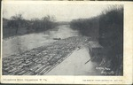 Guyandotte river, Guyandotte, W. Va., ca. 1910.