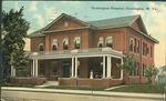 Huntington hospital, Huntington, W. Va., 1915.
