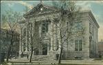 Huntington public library, Huntington, W. Va., 1916.