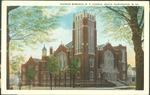 Johnson memorial M.E. church, south, Huntington, W. Va., ca. 1920.