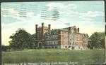 Marshall college state normal school, Huntington, W. Va., 1911.