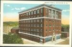 Masonic temple, Huntington, W. Va., ca. 1940.