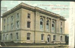 U.S. government building & post office, Huntington, W. Va., 1908.