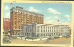 U.S. post office, Huntington, W. Va., ca. 1940.