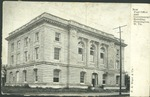 New post office and government building, Huntington, W. Va., 1907.