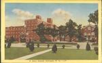 St. Mary's hospital, Huntington, W. Va., ca. 1940.