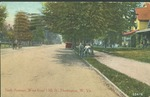 Sixth Ave. west from 13th st., Huntington, W. Va., 1914.