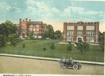 Marshall college, [Huntington, W. Va.], ca. 1915.