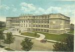 Huntington high school, [Huntington, W. Va.], ca. 1915.