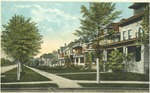 Fifth ave. west from 8th st., [Huntington, W. Va.], ca. 1915.