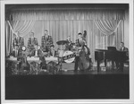 The band that's in demand - Benny Young and his orchestra, 1958