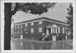 [Fourth ave, Evangelical United Brethren church, ca. 1950.]