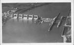 [Gallipolis lock and dam,, Point Pleasant, W. Va., ca. 1936.]