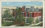 Court house, Spencer, W. Va., 1948.