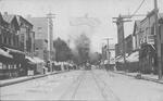Main street, St. Marys, W. Va., 1907.
