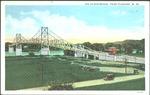 Silver bridge, Point Pleasant, W. Va., 1934.