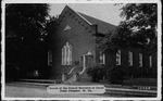 Church of the United Brethren of Christ, Point Pleasant, W. Va., ca. 1940.