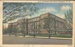 Huntington high school, Huntington, W. Va., 1943.