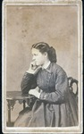 Unidentified female by M. M. Griswold