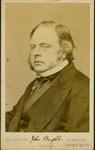 John Bright, English Quaker, ca. 1860's