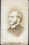 Rev. Dr. J. W. Cummings ca. 1860's