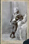 young boy, William Moore(?)