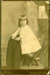 Mary Garrett McCarty, ca. 1880's
