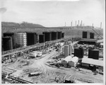 Construction at the Ashland Oil Catlettsburg, KY refinery