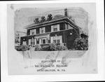 Residence of Carlton D. Emmons, Huntington,W.Va.