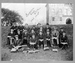 1915 West Virginia University freshman law school class