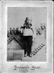 Unidentified child, ca. 1900