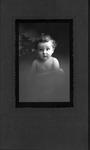 Billie Thompson, age 1 year, June 1921