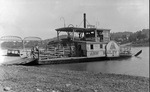Steam ferry boat Ann Bailey on Ohio River, ca. 1913,
