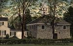 Old Stone Church, Lewisburg, W.Va., built 1796