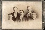Group of Adams family members