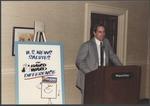 Presentation of printer of the year award to Baird Ward