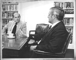 Marvin Stone with Vice President Richard Mondale