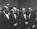 Marvin Stone with Pres. Richard Nixon at White House